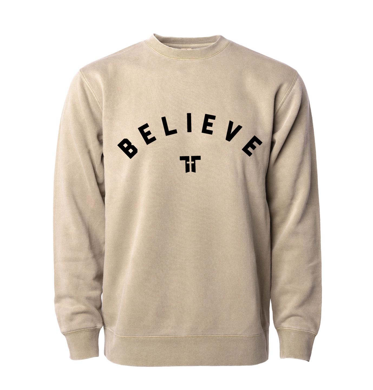 Believe-sweatshirt-Tan.jpg